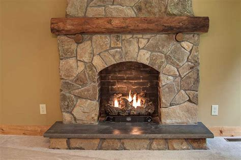 Fireplace Stonework by Fireplace Work Home Design