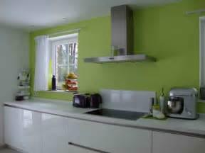 cuisine 233 quip 233 e vert pomme