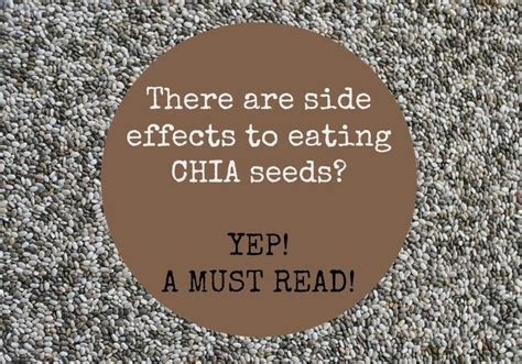 Any Side Effects To Dr Axe Lemon Salt Detox by 25 Best Ideas About Chia Seeds Side Effects On