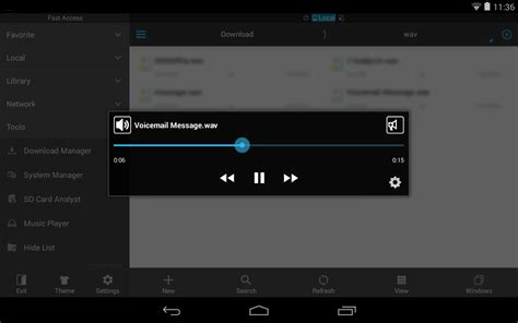 audio file format in android wavplayer android apps on google play