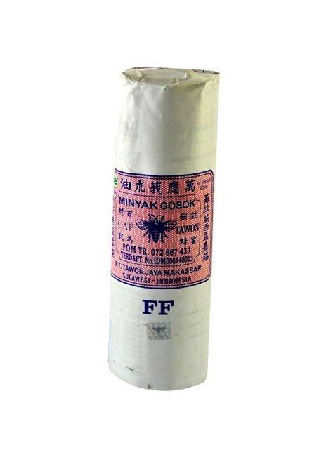 Minyak Tawon Ff tawon minyak gosok ff btl 90ml klikindomaret