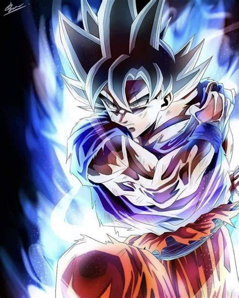 imagenes ultra chidas goku ultra instinto de dragon ball super si pinterest