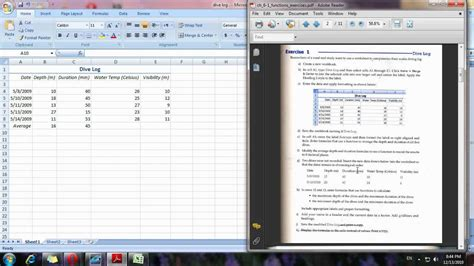excel 2010 tutorial with exercises microsoft excel 2010 pivot table practice exercises