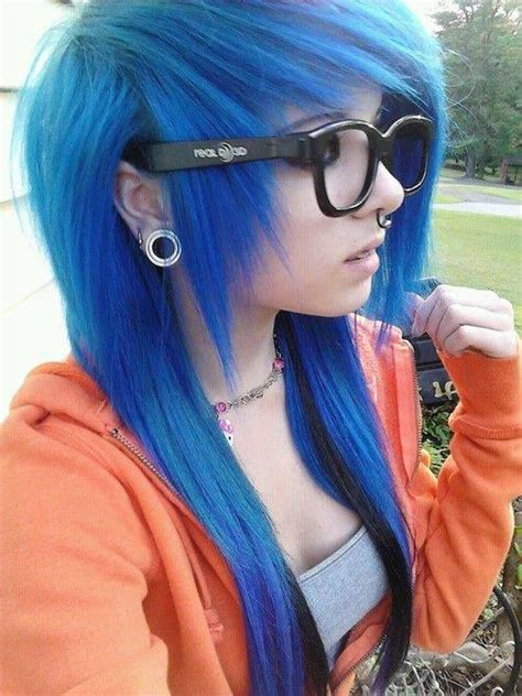 emo hairstyles with glasses 81 best emo s