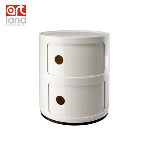 Plastic Nightstand plastic cabinet abs material bedside table nightstand bathroom storage free