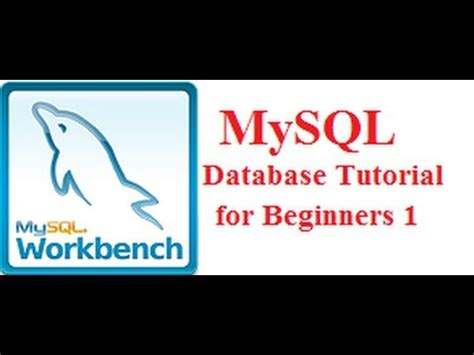 tutorial php and mysql for beginners beginners mysql database tutorial 1 download install