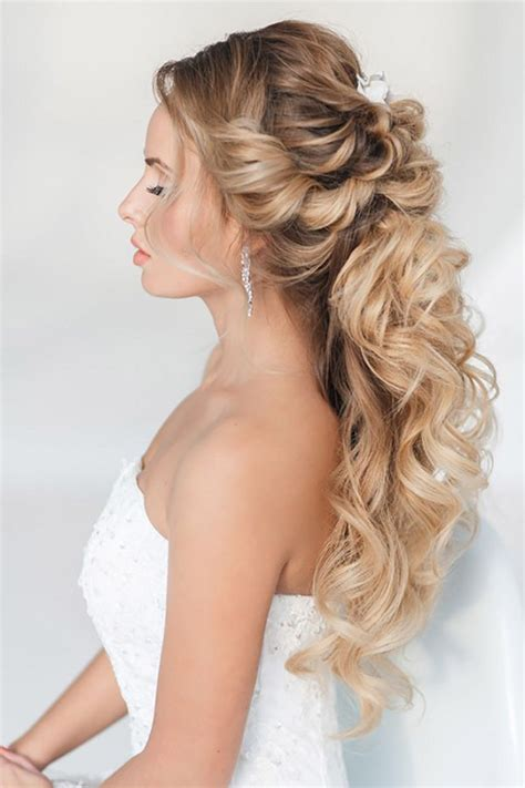 34 romantic country wedding hairstyles ideas magment 203 best hairstyles images on pinterest
