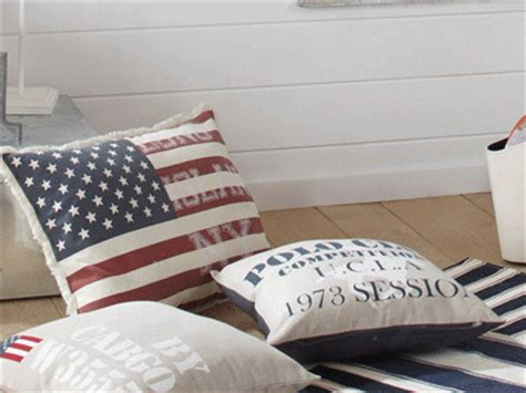 patriotic decoration decorating theme and color combination