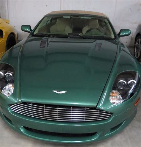 2006 Aston Martin Db9 Volante by 2006 Aston Martin Db9 Volante Convertible 6 0l V12 F