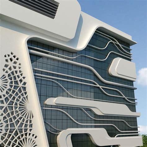 qazvin gas company office building iran  architect