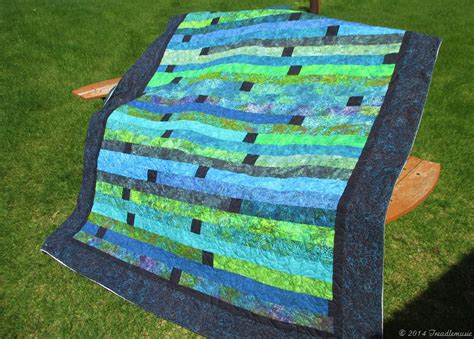 How To Make A Jelly Roll Race Quilt by Jelly Roll Race 2 Treadlemusic