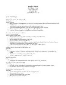 Simple Resume Template Open Office by Resume Templates For Openoffice Teamtractemplates Resume Cover Letter Template