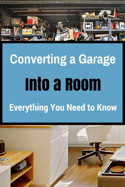 how to turn your garage into a bedroom garage remodeling converting a garage into a room