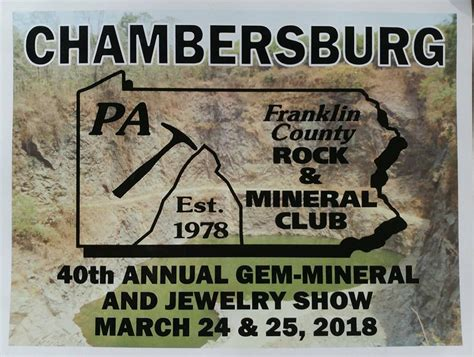Mineral Club franklin county rock and mineral club posts
