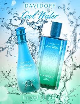 davidoff cool water summer dive davidoff cool water summer dive davidoff perfume a