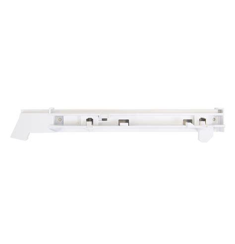 ge fridge drawer parts wr72x242 refrigerator drawer slide rail right hand side