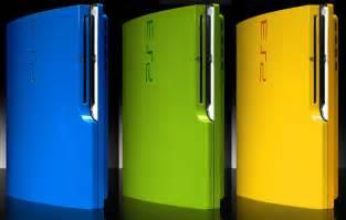 colorware color coats the ps3 slim