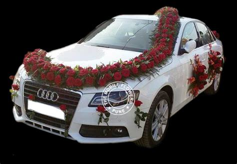 Exclusive Decoration by Exclusive Car Decoration Flowers And Bouquet