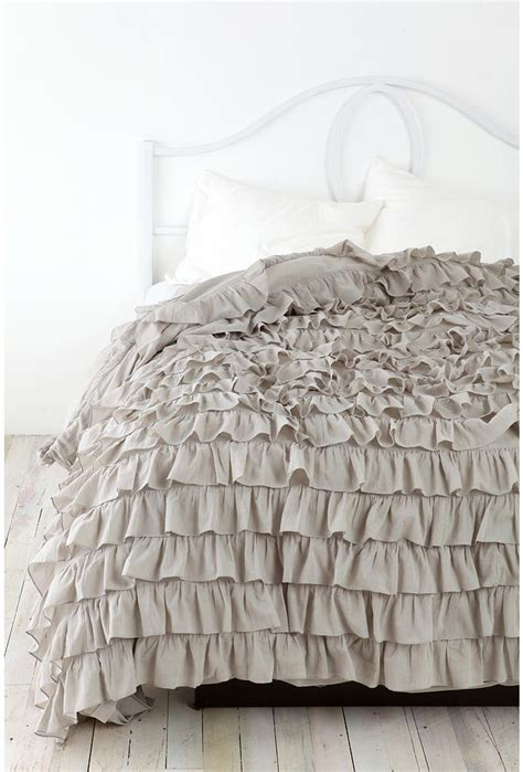 outfitters waterfall duvet 1000 ideas about ruffle duvet on duvet duvet