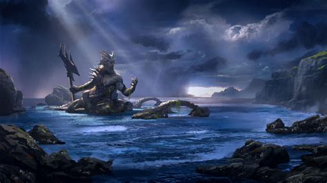 wallpaper hd 1920x1080 god god of war ascension poseidon wallpapers hd wallpapers
