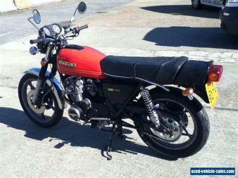 Suzuki Gs550 For Sale 1980 Suzuki Gs550e For Sale In The United Kingdom