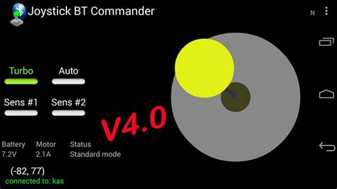 android layout joystick joystick bluetooth commander download apk for android