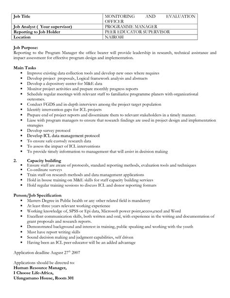 pin sle job description outline sharepdfnet on pinterest