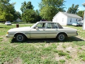 1983 Pontiac Parisienne 1983 Pontiac Parisienne 4dr Flickr Photo