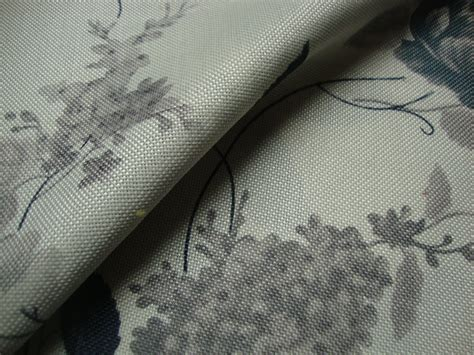 grey and white curtain fabric meadows grey curtain fabric by curtains n fabx