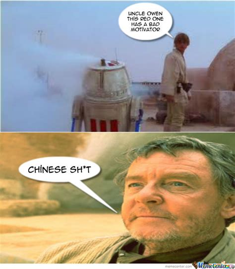 Droid Meme - chinese droids by vondoom94 meme center