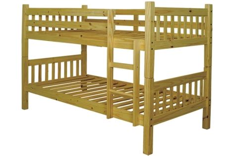 Prices For Bunk Beds Products Amalfi Wooden Bunk Bed Review Compare Prices Buy