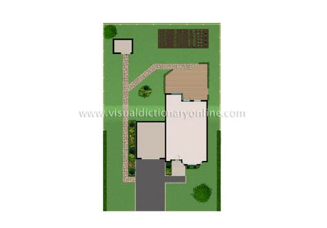Site Plans Online house location exterior of a house site plan