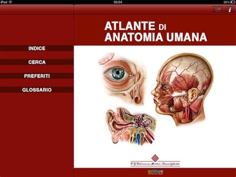 tavole anatomia umana recensione da goware l atlante di anatomia umana per