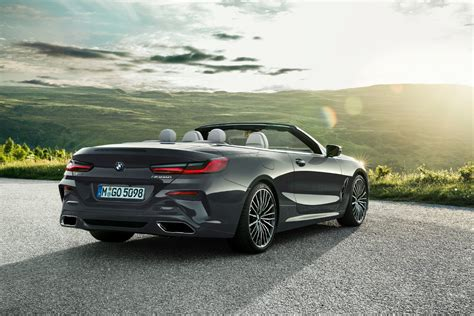 2020 Bmw 8 Series Price by 2020 Bmw 8 Series Convertible Goes Official Before La Auto