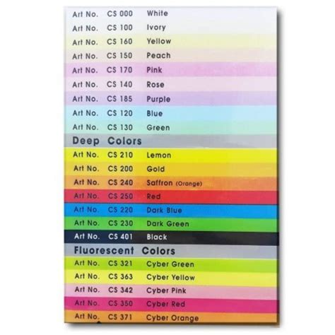 Sinar Dunia Color A4 80 Gr 500 Sheet It 1 color a4 80gsm paper cs230 green c01 02 d gr a5r1b6