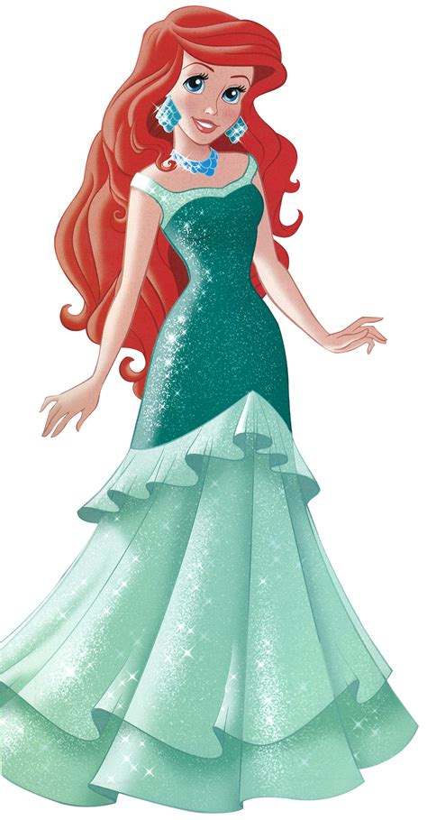 Ariel Png File Disney Princess Photo 38459875 Fanpop Princess Png