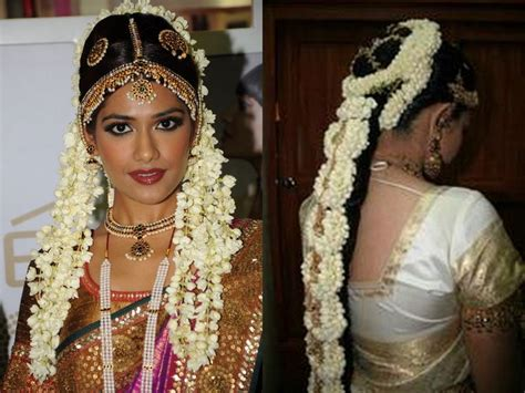 Hairstyles For Long Hair Veni | gajra or veni hair pinterest headpieces indian