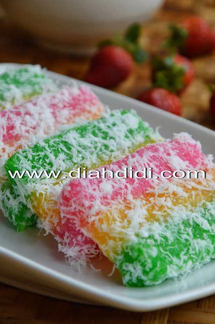 diah didis kitchen lapis singkong indonesian food
