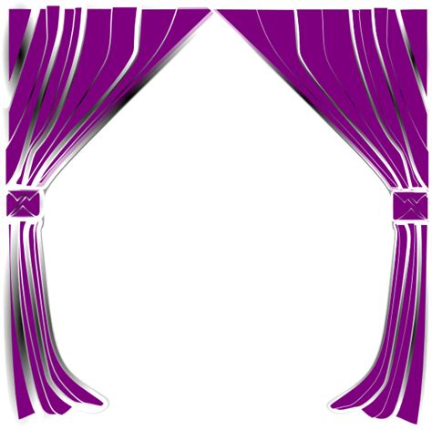 curtain clipart pink curtains clipart