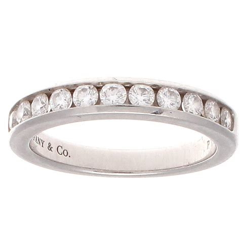 wedding ring and co and co platinum wedding band ring at 1stdibs