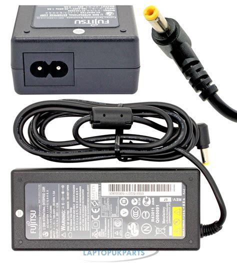 Fujitsu Adaptor Charger 20 V 4 5 A fujitsu s26113 e518 v75 01 20v 4 5a adapter original ac