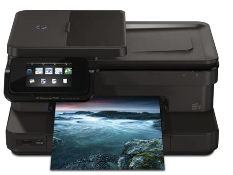 hp photosmart 7520 e all in one printer amazon co uk computers review photosmart 7520 e all in one printer by hp