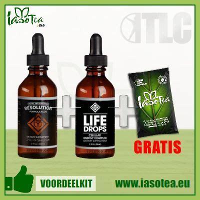 Iaso Detox Thee by Tlc Resolution Diet Duo Kit Natuurlijke Voeding Di 235 Ten