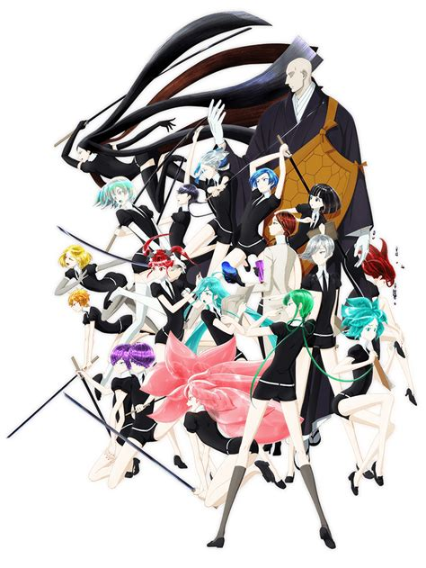 land of the lustrous 4 tvアニメ 宝石の国 公式サイト