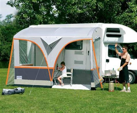 Pop Up Awnings Equipement Camping Car Auvent Independant Caravane Auvent