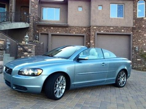 auto air conditioning service 2007 volvo c70 electronic throttle control find used 2007 volvo c70 t5 hardtop convertible w navigation low miles in phoenix arizona