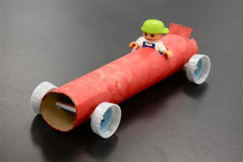 paper car craft 20 transport themed toilet paper roll crafts hative