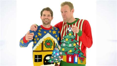 lighted christmas jumpers 2015 youtube