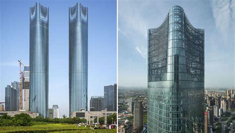 gallery of jiangxi nanchang greenland zifeng tower som 8 som jiangxi nanchang greenland central plaza parcel a