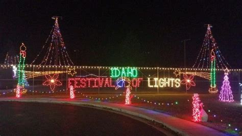 idaho falls christmas lights 11 best light displays in idaho 2016